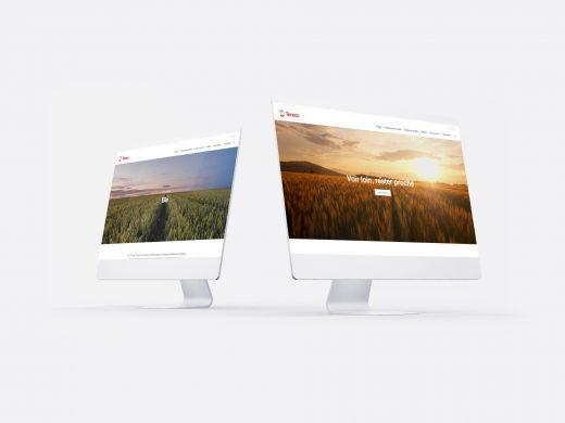 Tereos lance son nouveau site internet !