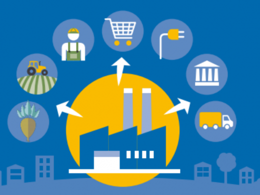 Artenay contribue à l'économie locale