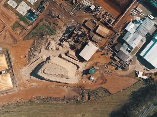 Tereos Amido & Adoçantes Brasil inaugura biodigestor para gerar biogás