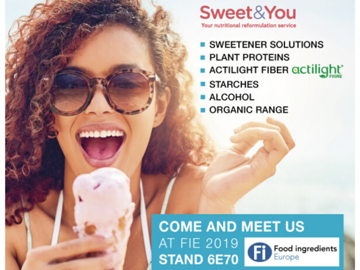 Tereos at FIE 2019 – Meet consumers trends and enlarge customers' options