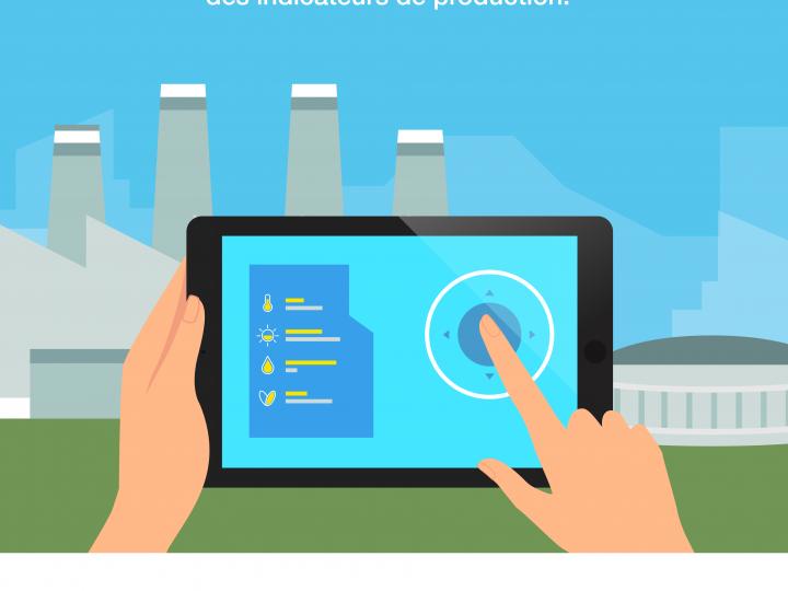 Industrie 4.0 : Découvrez l'usine Tereos du futur