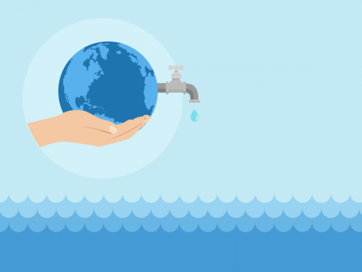 Water, an essential resource for the planet