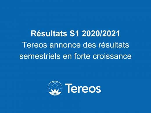 Présentation Conférence de Presse résultats financiers S1 2020/2021