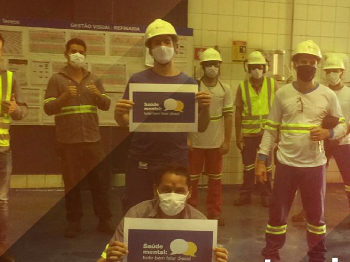 Tereos promove campanha Setembro Amarelo com o foco na saúde mental de seus colaboradores